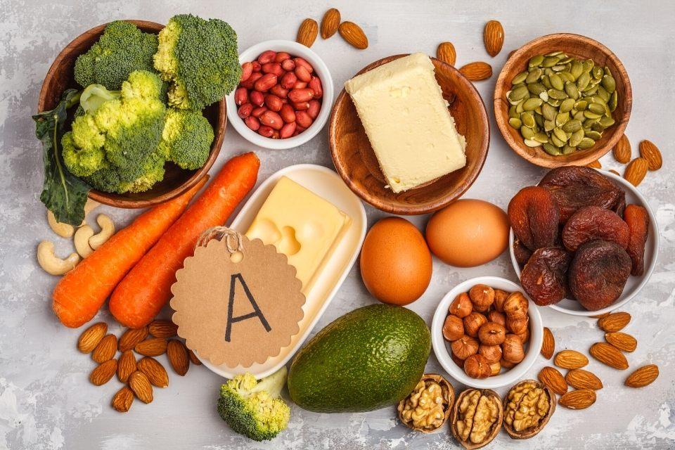 La vitamina A y los carotenos   Nutrición